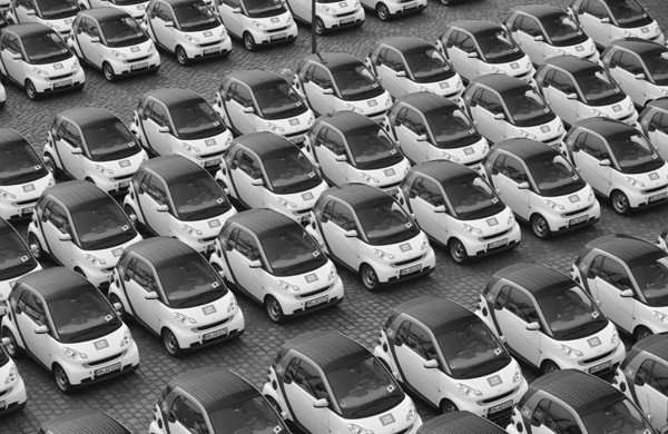 new mobility change to private sector car sharing