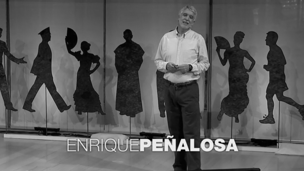Enrique Peñalosa ted talk