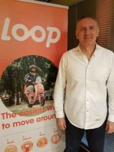 Anwar Sukkarie Loop shared mobility entrepreneurs