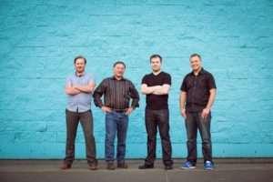 John Stonier VeloMetro Founders shared mobility entrepreneurs