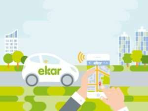 ekar car sharing