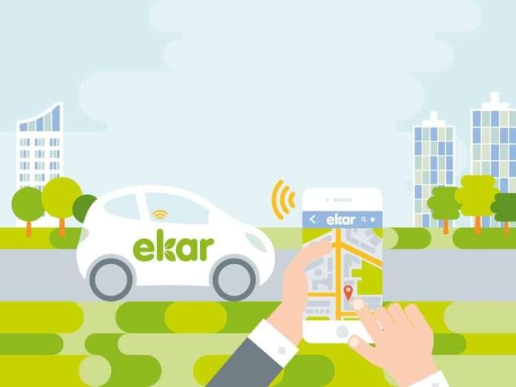 ekar car sharing