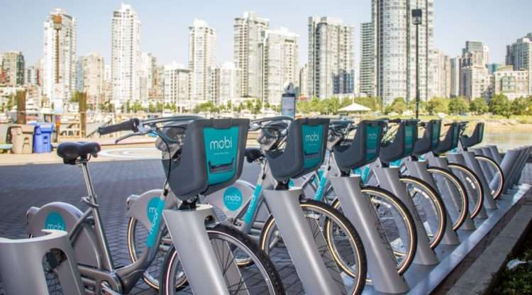 2016 bike share launches