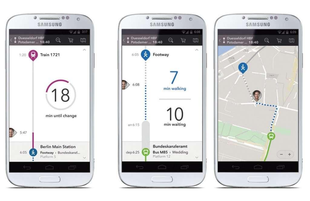 qixxit app integrated mobility