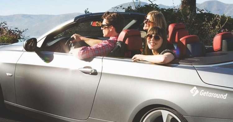 getaround peer-to-peer carsharing