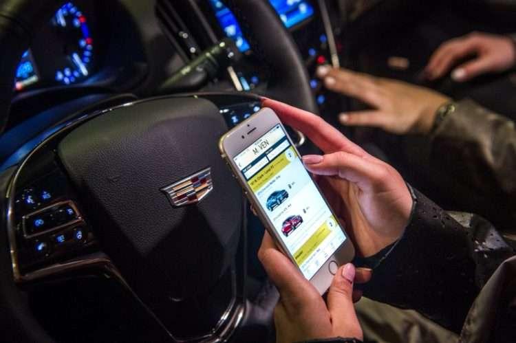 digital carshare