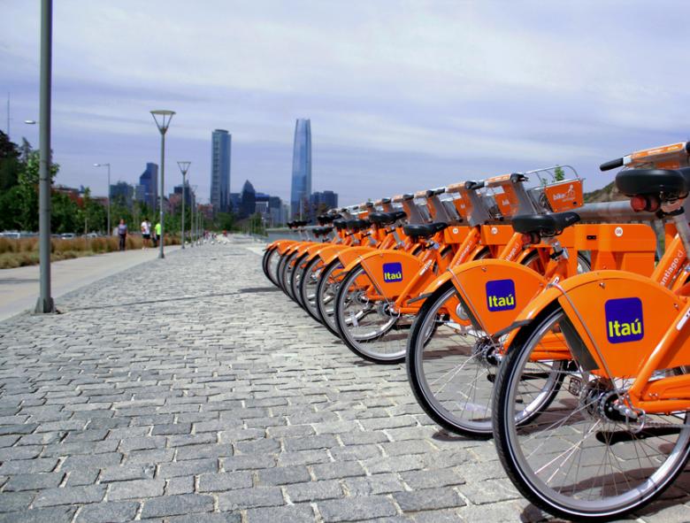 Bikesantiago bikesharing