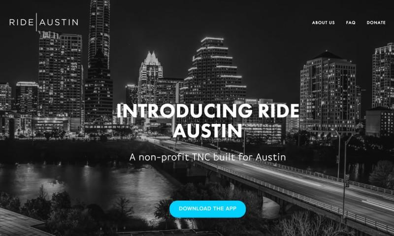 ride austin ridesharing