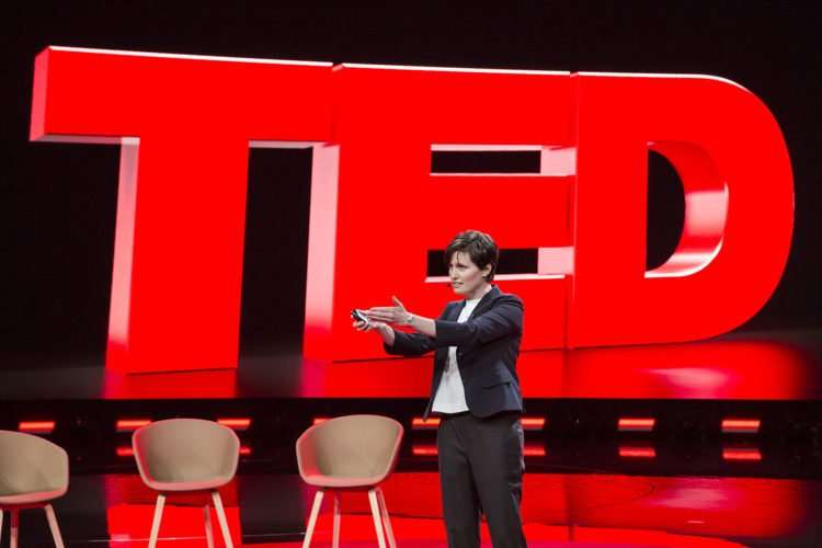 Sandra Phillips Next Visionaries TED Talk