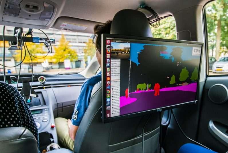 autonomous vehicles holland