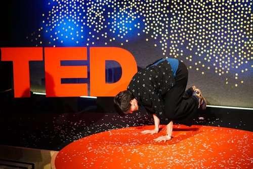 TED Speed of Change Sandra Phillips