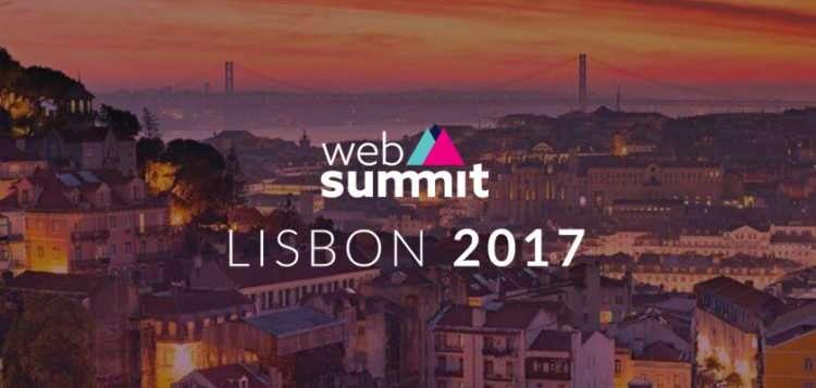 Web Summit 2017 Lisbon