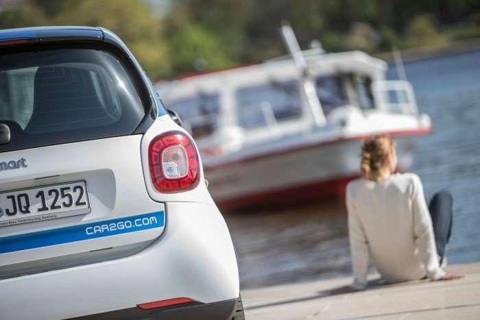 free floating car sharing