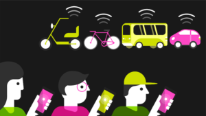 shared mobility graphic