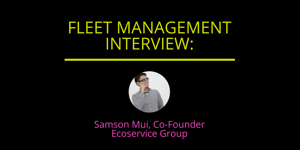 fleet management interview with ecoservice