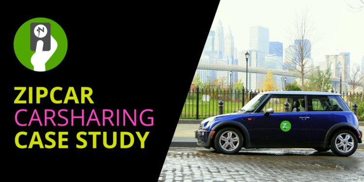 ZIPCAR CAR SHARING CASE STUDY