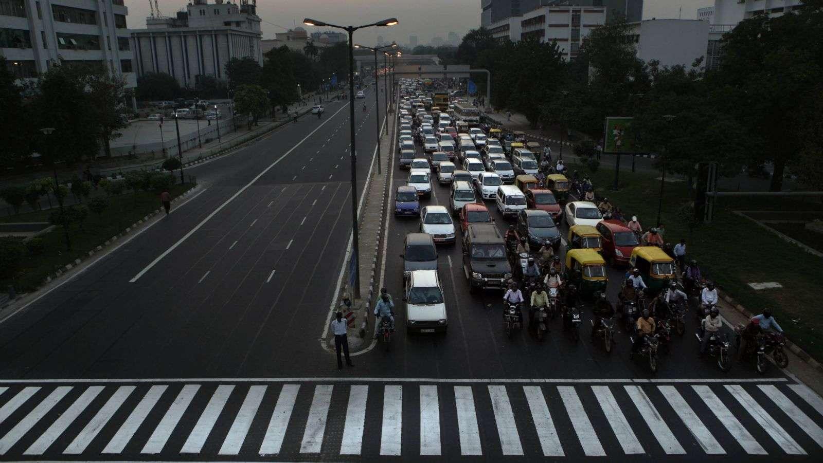 autonomous vehicles vs. human drivers