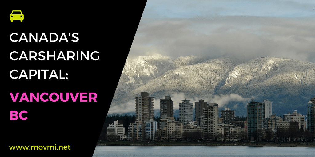 An Overview of Vancouver Carsharing: Canada's Capital for Shared Mobility