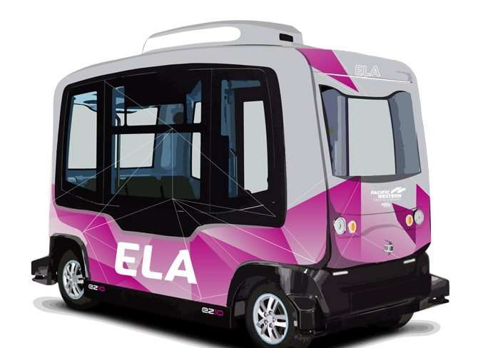 Autonomous Vehicle 2018 Update