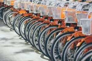 Bikesharing program