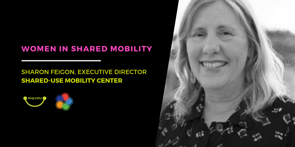 sharon feigon shared use mobility center