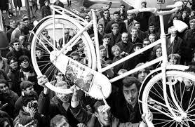 Witte Fietsenplan amsterdam bikeshare