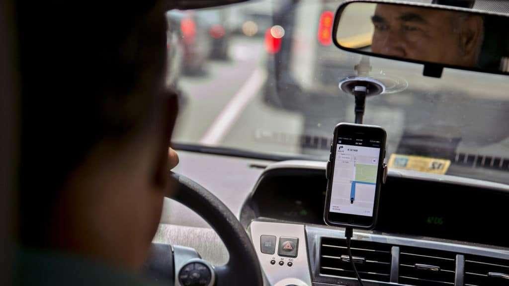Ridehailing trend - Uber