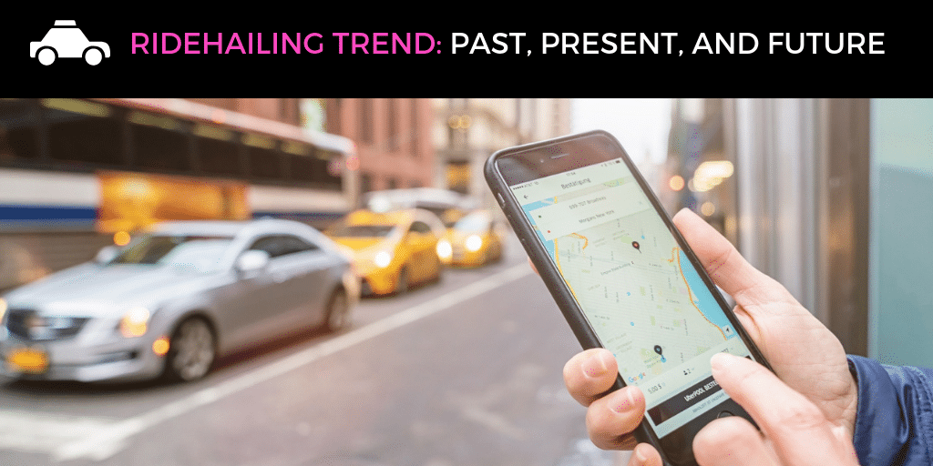 ridehailing trend