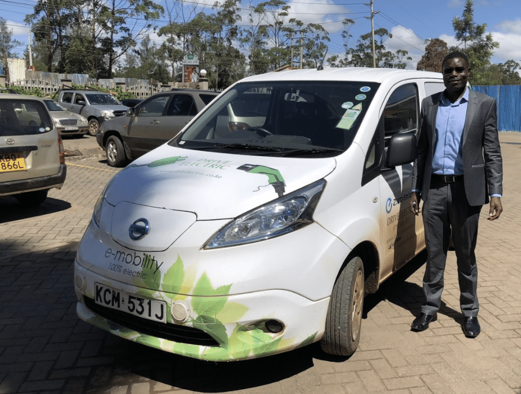 shared mobility africa
