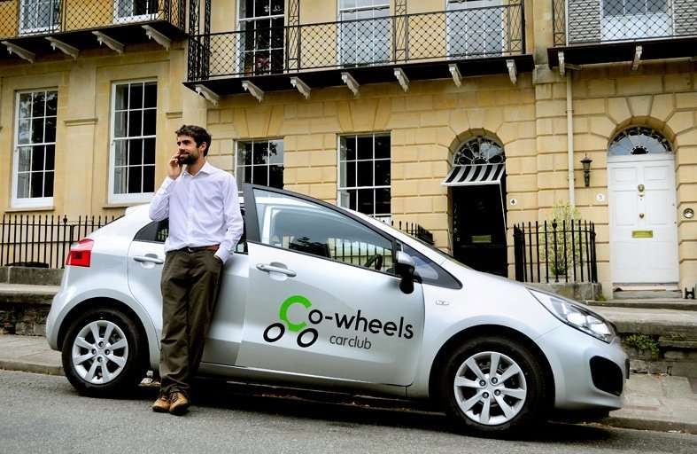 co-wheels car share