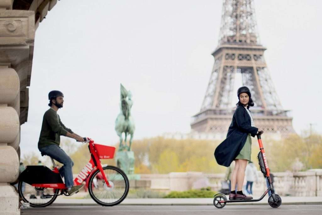 France Scooter Share