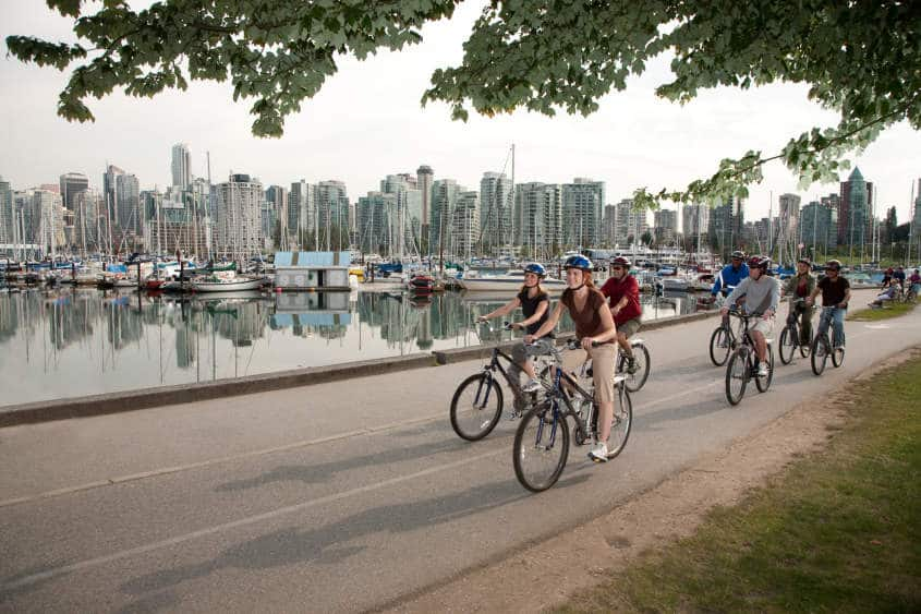 vancouver micromobility