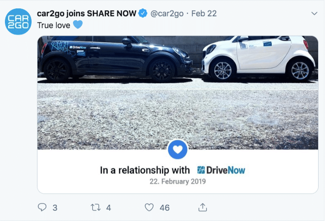 carshare twitter