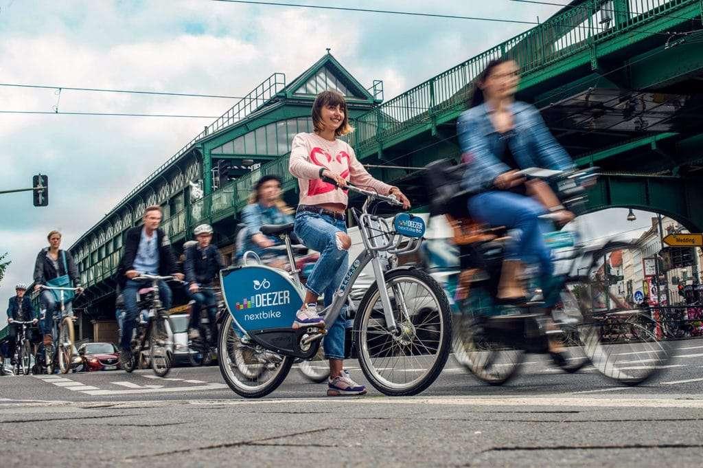 bike sharing germany