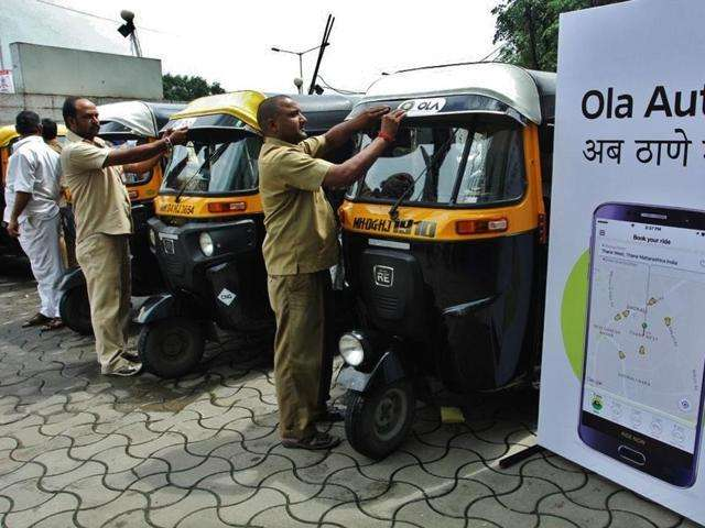 shared mobility india