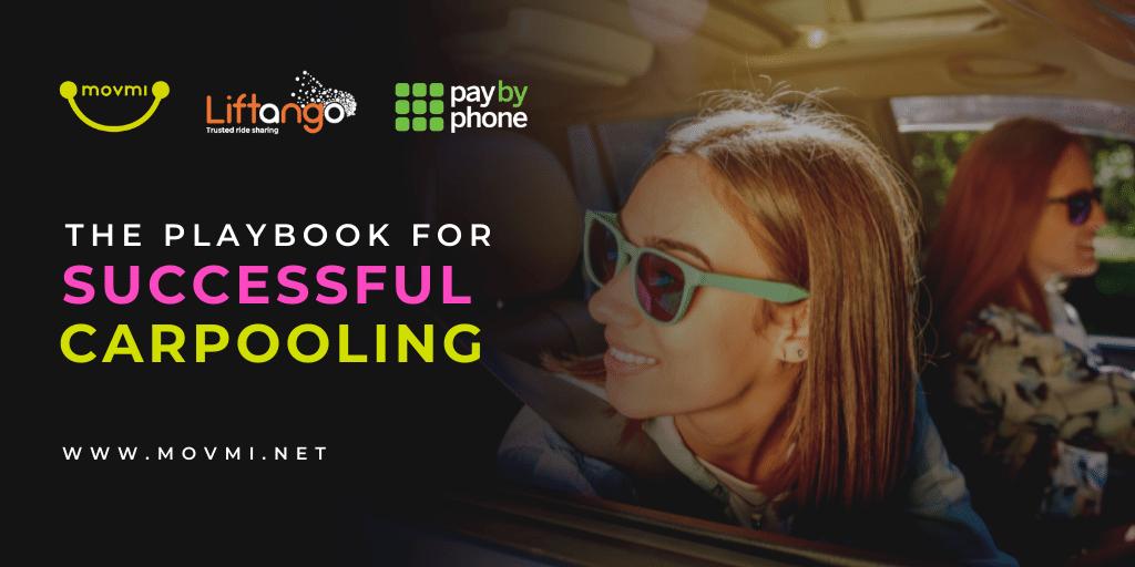 carpooling playbook