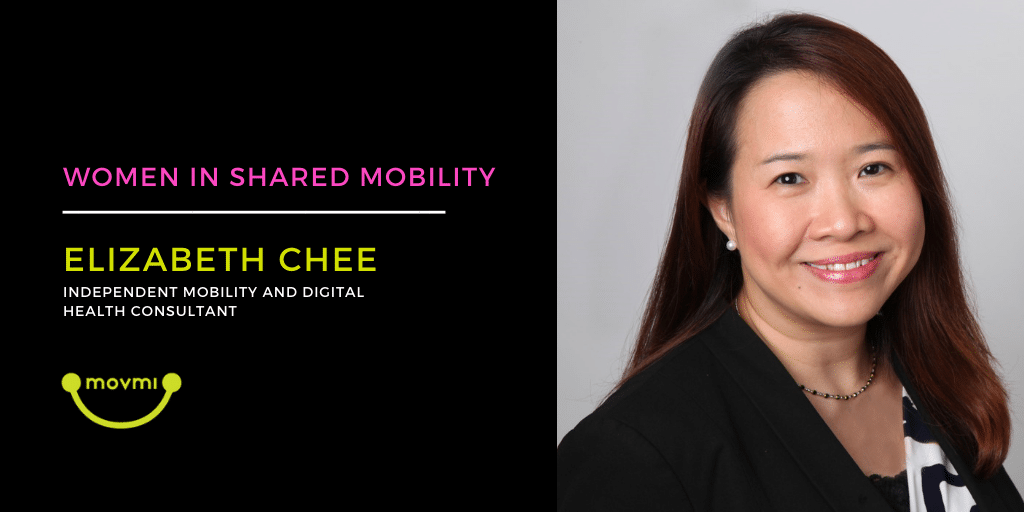 women shared mobility