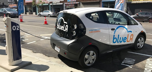 EVs and shared mobility