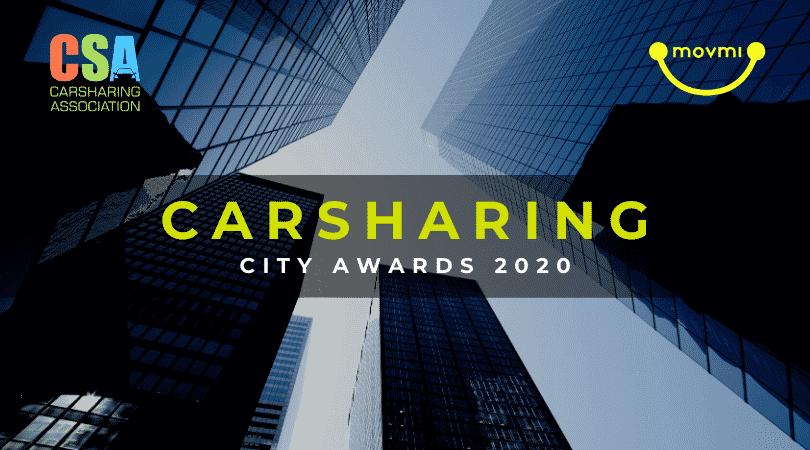 carshare city awards