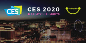 CES 2020 mobility