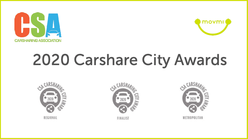 Carshare City Awards