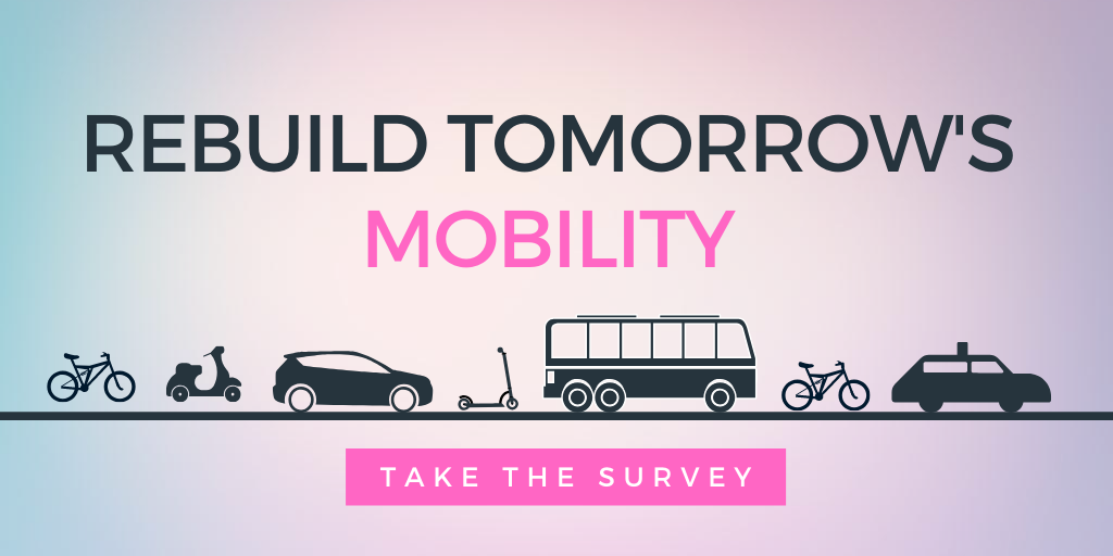 Covid19 Shared Mobility Survey
