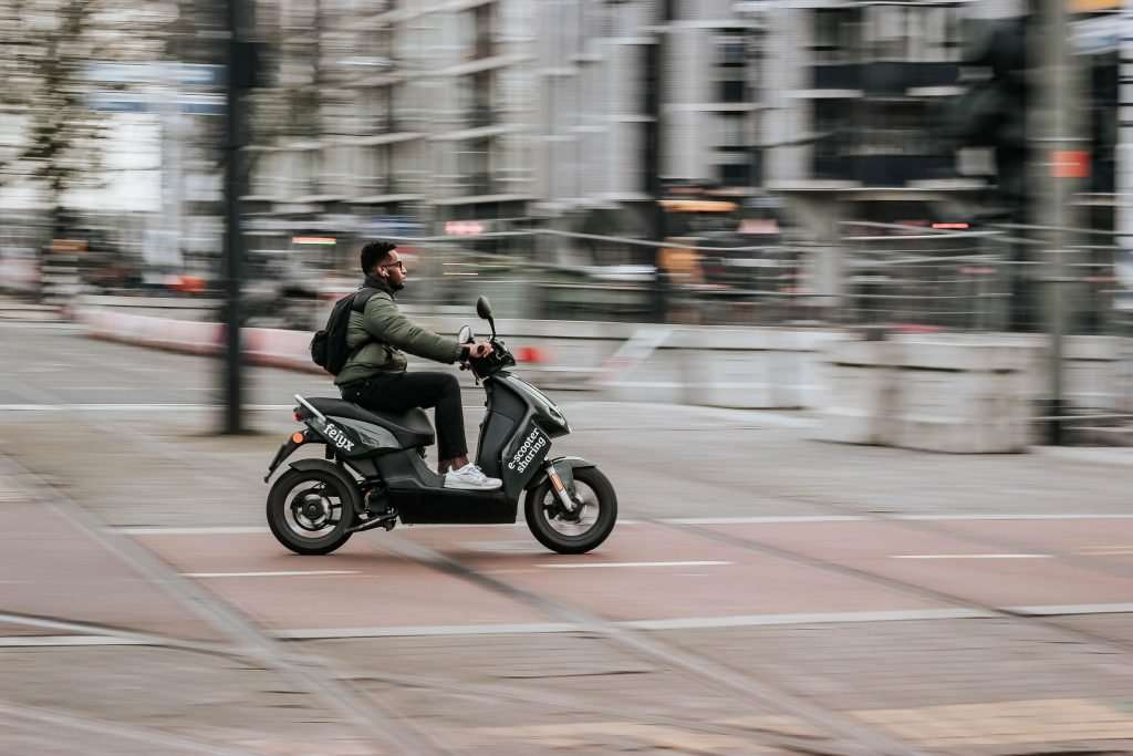 moped sharing