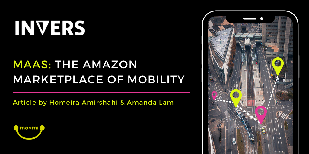 MAAS: THE AMAZON MARKETPLACE OF MOBILITY