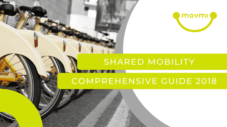 shared mobility 2018
