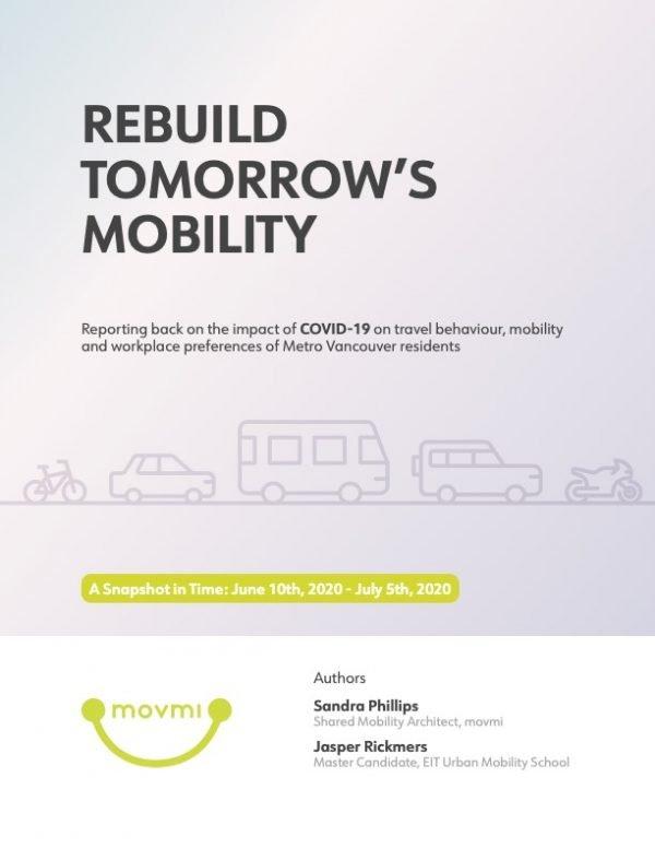RebuildTomorrowsMobility MetroVancouver