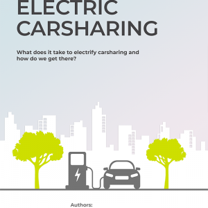 electric carsharing